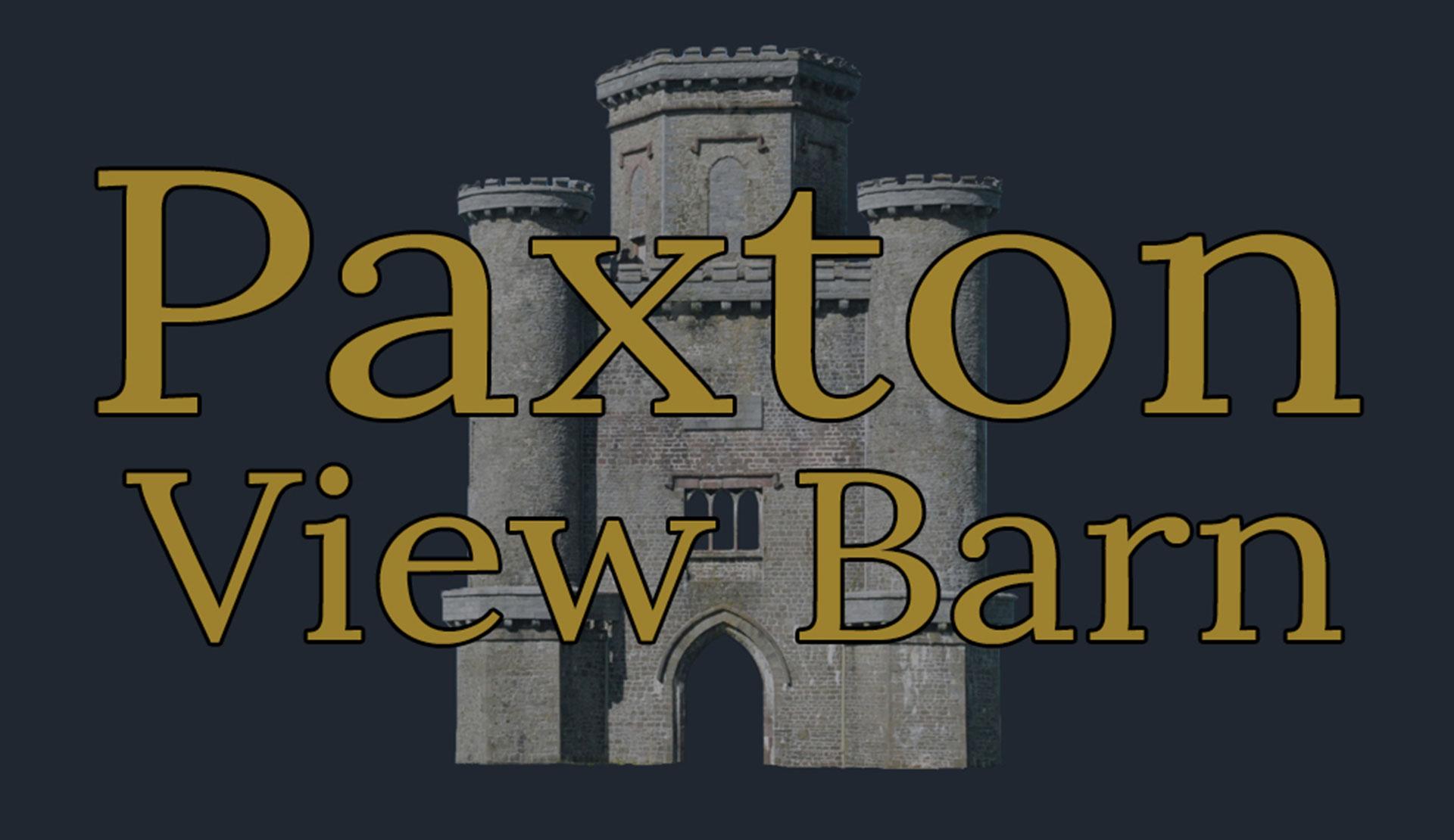 Paxton View Barn